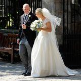 Hochzeit Zara Phillips, Mike Tindall: Bild 06