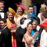 Hochzeit Zara Phillips, Mike Tindall: Bild 19