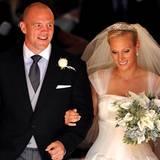 Hochzeit Zara Phillips, Mike Tindall: Bild 20