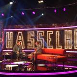"""David Hasselhoff erobert das schwedische Fernsehen. In """"Hasselhoff - eine schwedische Talkshow"""" wird er zum Talkmaster."""