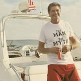 """Für eine Werbung der niederländischen Staatslotterie nimmt sich David Hasselhoff selbst auf den Arm: In einer an """"Baywatch"""" erin"""