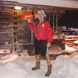 """Der """"Bademeister"""" geht in Lapland auf Arbeitssuche."""