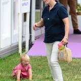 9. August 2015  Dass sie von Mama Zara zurecht gewiesen wird, gefällt der Kleinen gar nicht,