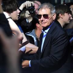 """Cowboys & Aliens: Harrison Ford übernimmt in dem Film die Rolle von """"Woodrow Dolarhyde""""."""