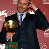 Michael Fassbender wird zum besten Schauspieler gekürt. Den Preis bekommt der Deutsche für seine Darstellung eines sexsüchtigen