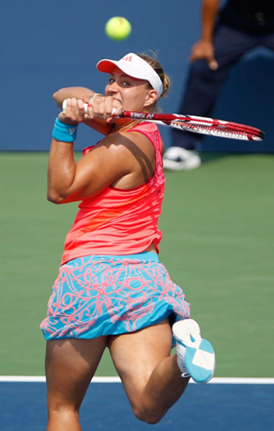 US Open: Angelique Kerber