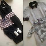 25. April 2012: Victoria Beckham stimmt ihre Outfits immer mit denen von Harper Seven ab.