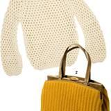 Neue Maschen für Pulli und Taschen