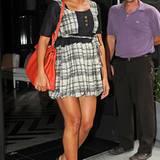 Umstandsmode an Beyoncé Knowles: 30. September 2011