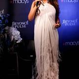 Umstandsmode an Beyoncé Knowles: 22. September 2011