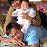 Hoffentlich werden wir auch in Zukunft so schöne Bilder dieser tollen Familie zu sehen bekommen.