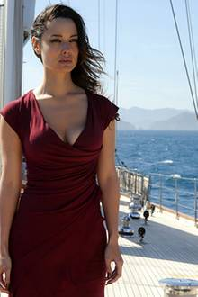 "Bond Girls: Berenice Marlohe 2012 in ""Skyfall """