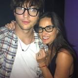 28. August 2010: Wie viele Paare stehen auch Demi Moore und Ashton Kutcher auf den Partnerlook. Glücklicherweise beschränkt es s