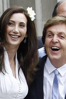 Paare des Jahres: Nancy Shevell und Paul McCartney