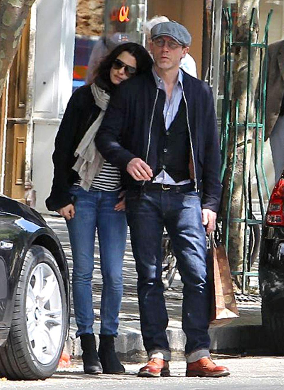 22. Juni 2011: Rachel Weisz und Daniel Craig