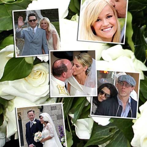 Die Hochzeiten des Jahres 2011