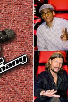 """The Voice of Germany: Nena, Xavier Naidoo, Rea Garvey und die Band """"The Bosshoss"""" suchen die schönste Stimme Deutschlands. Am 24"""