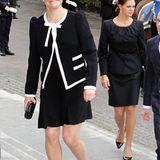 Umstandsmode an Prinzessin Victoria: 15. September 2011