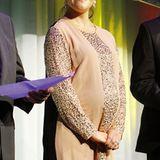 Umstandsmode an Prinzessin Victoria: 22. November 2011