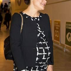 """Seitlich betrachtet würde es jedoch nicht verwundern, wenn Prinzessin Victoria, die noch die """"Agenda 2030""""-Konferenz in Stockholm besucht, ihr zweites Kind nicht erst im März auf die Welt bringt. Wir sind gespannt!"""