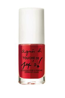 Lippen- und Wangenfarbe