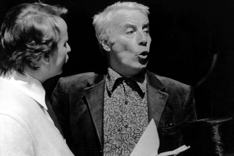 """Ende der Siebziger Jahre feiert der Entertainer große Erfolge mit dem Musical """"Gigi"""" in München."""