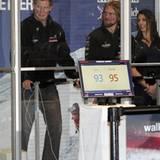 10. Februar 2012: Schon aus der Puste, Prinz Harry?! Der testet bei einer Charity-Veranstaltung, ob er den Mount Everest hoch ko