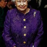"5. Dezember 2012: Queen Elizabeth ist auf der ""Queen's Medal for Music""-Veranstaltung in London bestens gelaunt."
