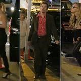 10. Oktober 2012: Gwyneth Paltrow feiert in einem New Yorker Restaurant ihren 40. Geburtstag nach. Da lassen sich auch andere St