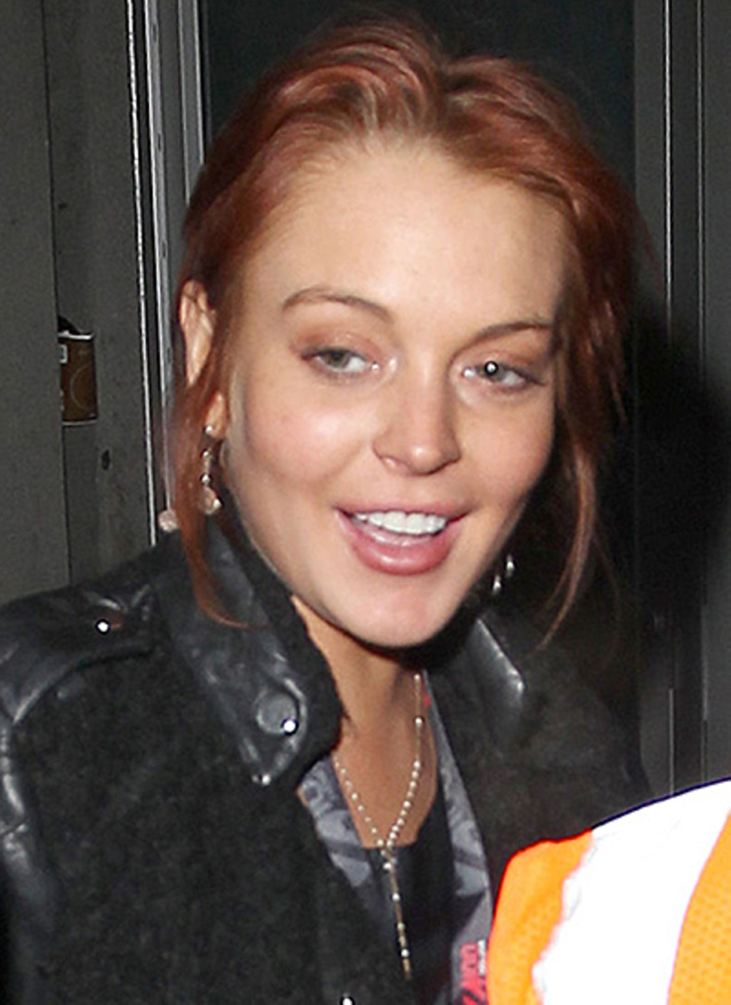 "8. Dezember 2012: Nach einem Konzert der Band ""The Wanted"" geht Lindsay Lohan zur Aftershow-Party im ""Dream Hotel"" in New York."