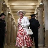Königin Margrethe - Juni 2011