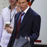 """27. August 2012: Auch Matthew McConaughey steht für den neuen Scorsese-Film """"The Wolf Of Wall Street"""" vor der Kamera."""