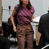 "15. November 2012: Jennifer Garner ist am Set von ""The Dallas Buyers Club"" in New Orleans zu sehen."