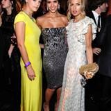 Im Dreierpack: Kelly Patricof, Jessica Alba und Stylistin Rachel Zoe.