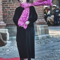 Vor vierzig Jahren wurde Königin Margrethe nach dem Tod ihres Vaters, König Frederik IX, zur Königin von Dänemark. Ihr Thronjubi