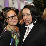 Nicole Mrosek und Martina Cruse (Riani GmbH)