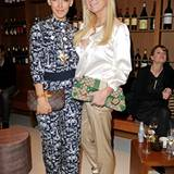 Frida-Gold-Sängerin und USFB-Jurorin Alina Süggeler und Jenny Elvers-Elbertzhagen