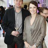 Frank Knebel (Universal McCann) und Ulrike Krasemann (Appelrath-Cüpper)