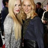 Ariane Sommer und Anne Meyer-Minnemann