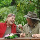 Noch haben die beiden gut lachen. Ramona und Vincent wurden von den Zuschauer zur fünften Dschungelprüfung gewählt.