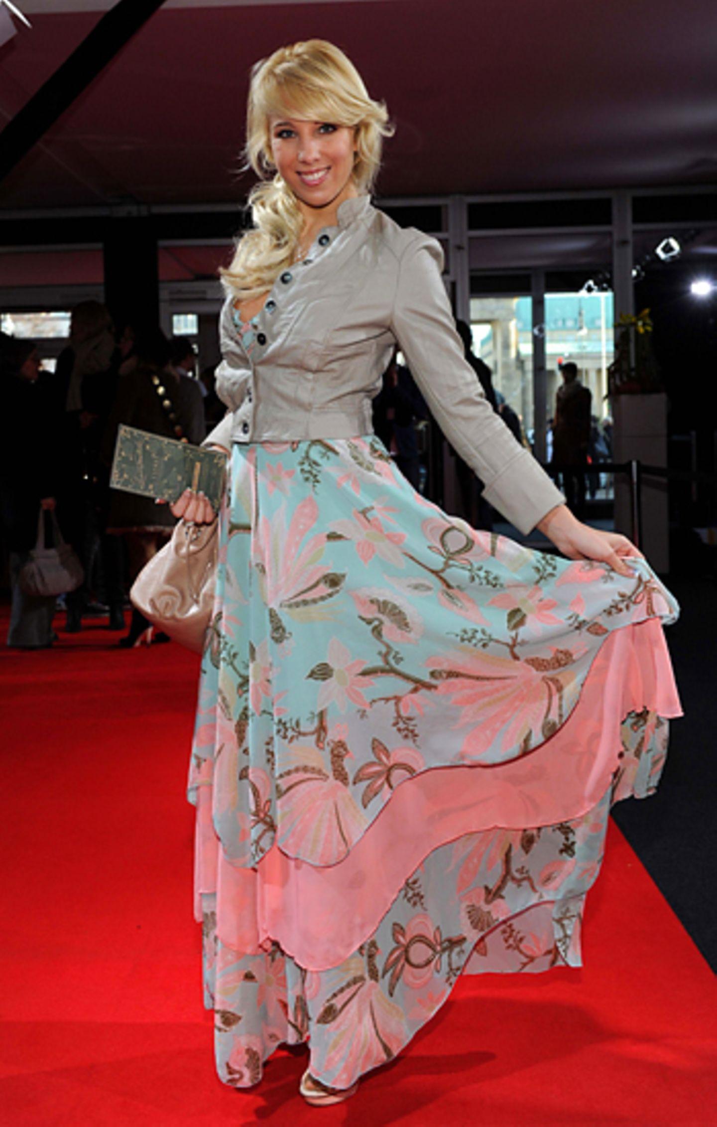 Fashion Week Berlin: Annemarie Eilfeld