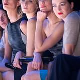 Fashion Week Berlin: Die Show von Lala Berlin zieht schöne Frauen wie Karolina Kurkova, Eva Padberg, Heike Makatsch und Hannah H