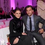 Fashion Week Berlin: Olivia Palermo und Johannes Huebl  besuchen die Basler Fashion Show.