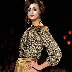 Fashion Week Berlin: Guido Maria Kretschmer Herbst/Winter 2012
