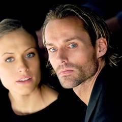 Fashion Week Berlin: Alena Gerber und Sven Hannawald