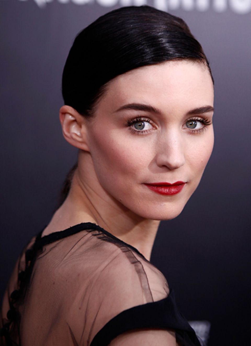 "Oscar Nominierte: Rooney Mara in ""The Girl with the Dragon Tattoo"""