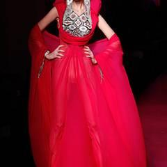 Paris Haute Couture: Jean Paul Gaultier Frühjahr/Sommer 2012