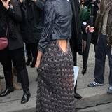 Paris Haute Couture: Poppy Delevigne