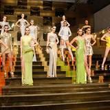 Paris Haute Couture: Versace Frühjahr/Sommer 2012