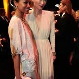 SAG-Awards: Zoe Saldana und Tilda Swinton
